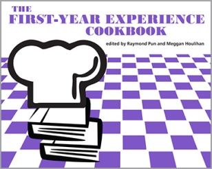 Book cover of First Year Experience Cookbook